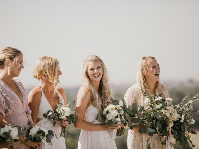 Rheana and Carter's Wedding in Echo, Oregon 34