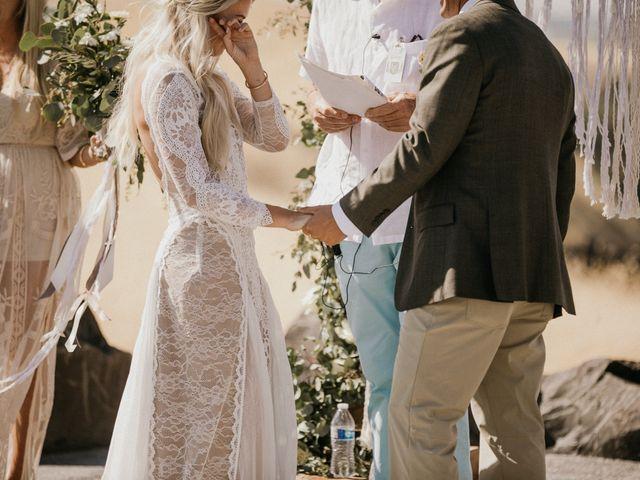 Rheana and Carter's Wedding in Echo, Oregon 37