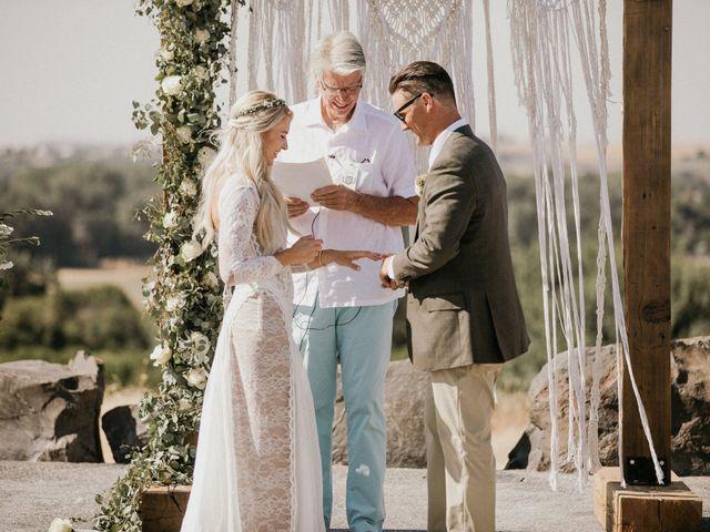 Rheana and Carter's Wedding in Echo, Oregon 38