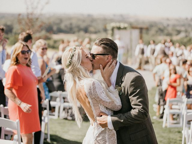 Rheana and Carter's Wedding in Echo, Oregon 43