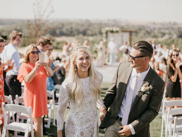Rheana and Carter's Wedding in Echo, Oregon 44