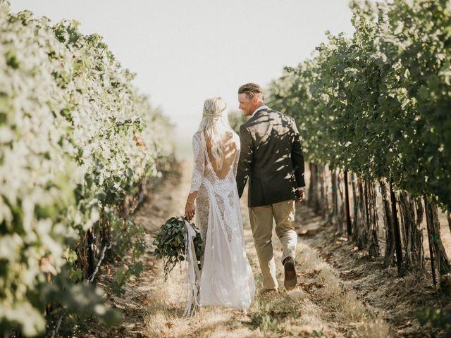 Rheana and Carter's Wedding in Echo, Oregon 45