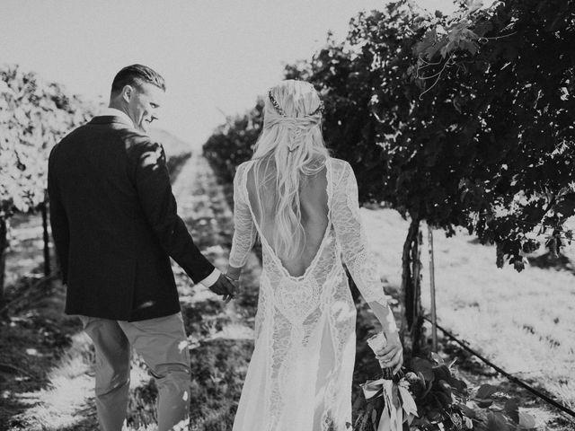 Rheana and Carter's Wedding in Echo, Oregon 46