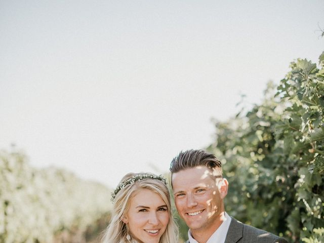 Rheana and Carter's Wedding in Echo, Oregon 47