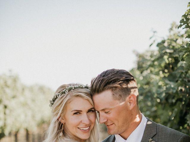 Rheana and Carter's Wedding in Echo, Oregon 48