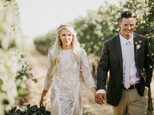 Rheana and Carter's Wedding in Echo, Oregon 49