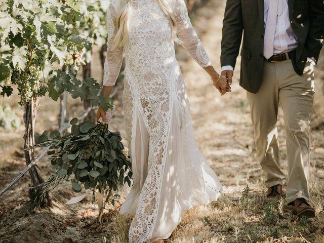 Rheana and Carter's Wedding in Echo, Oregon 50