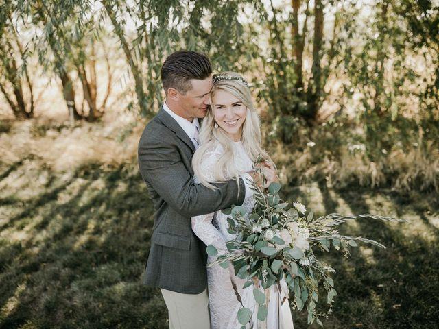 Rheana and Carter's Wedding in Echo, Oregon 53