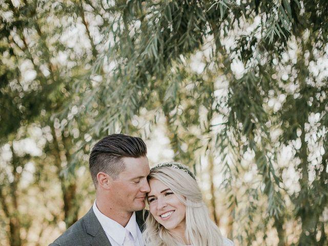 Rheana and Carter's Wedding in Echo, Oregon 54