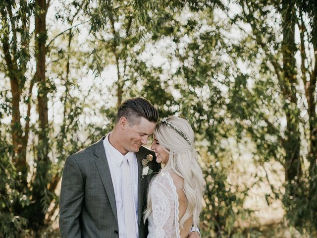 Rheana and Carter's Wedding in Echo, Oregon 60