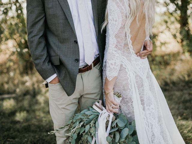 Rheana and Carter's Wedding in Echo, Oregon 62