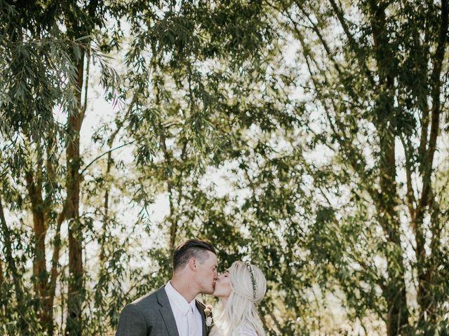 Rheana and Carter's Wedding in Echo, Oregon 63