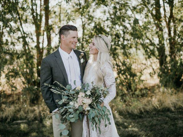Rheana and Carter's Wedding in Echo, Oregon 64
