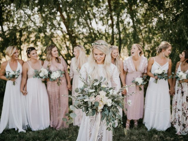 Rheana and Carter's Wedding in Echo, Oregon 65