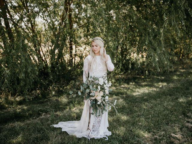 Rheana and Carter's Wedding in Echo, Oregon 69