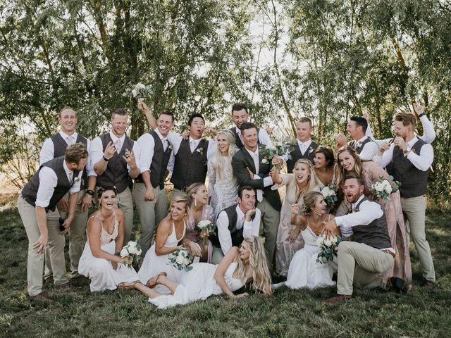 Rheana and Carter's Wedding in Echo, Oregon 72