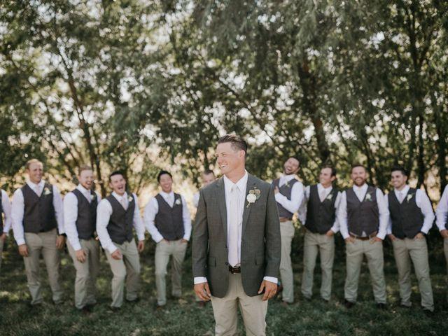 Rheana and Carter's Wedding in Echo, Oregon 75