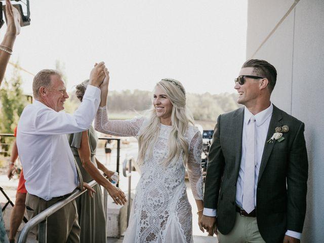 Rheana and Carter's Wedding in Echo, Oregon 78