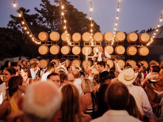 Rheana and Carter's Wedding in Echo, Oregon 83