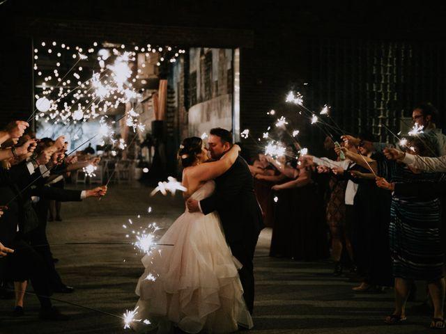 Alex and Kara's Wedding in Kansas City, Missouri 4