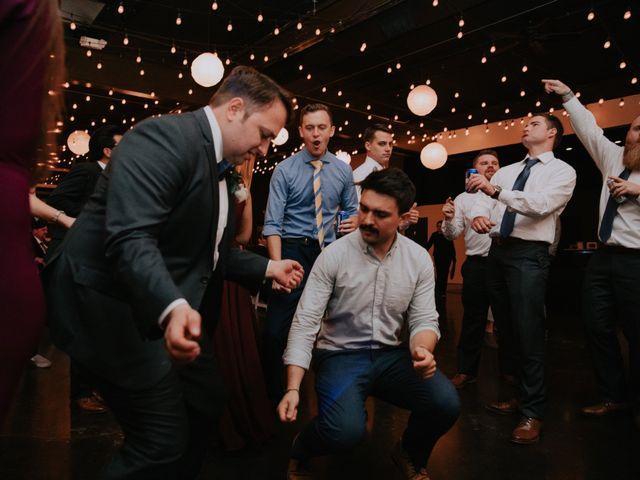 Alex and Kara's Wedding in Kansas City, Missouri 7