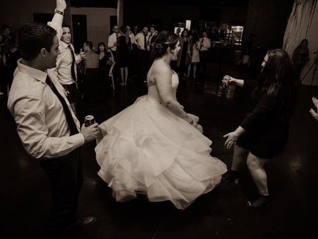 Alex and Kara's Wedding in Kansas City, Missouri 8