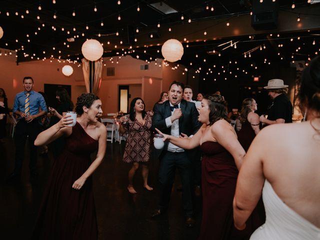 Alex and Kara's Wedding in Kansas City, Missouri 10