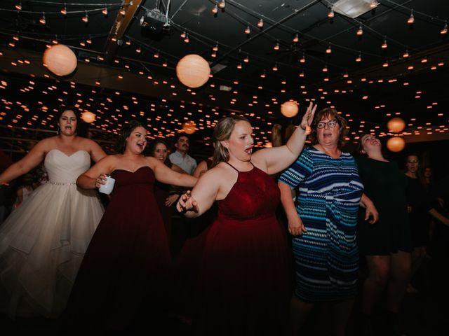 Alex and Kara's Wedding in Kansas City, Missouri 15