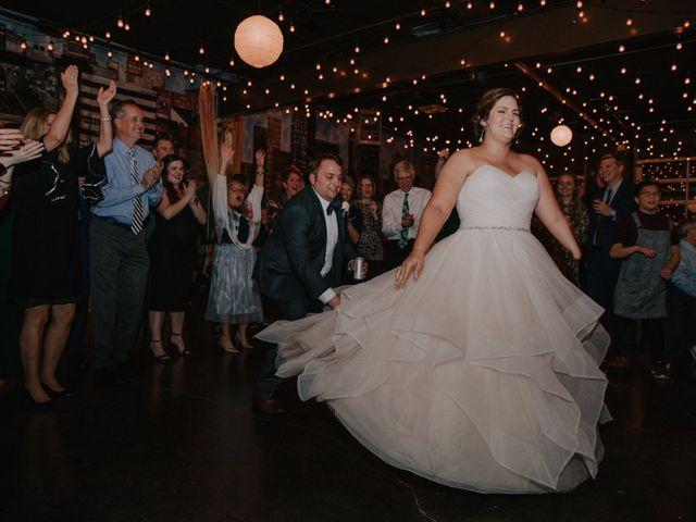 Alex and Kara's Wedding in Kansas City, Missouri 18