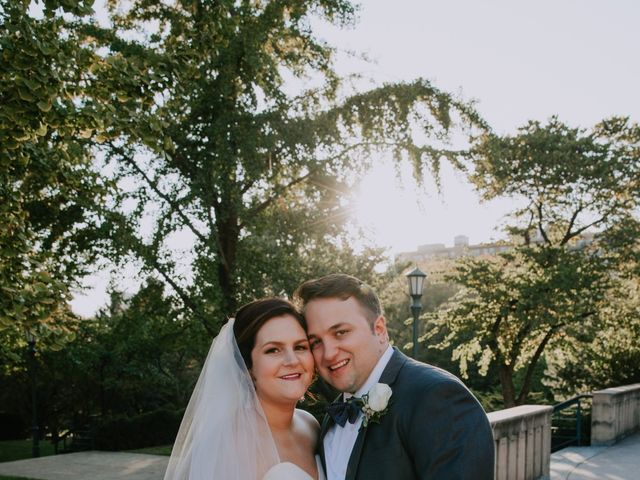 Alex and Kara's Wedding in Kansas City, Missouri 29