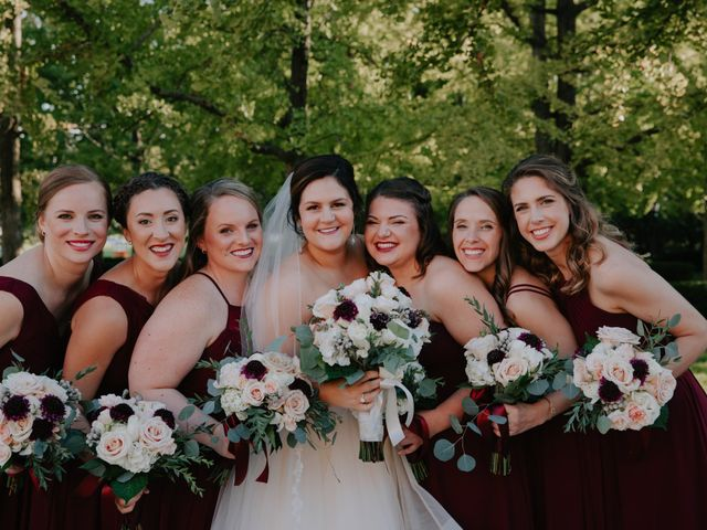 Alex and Kara's Wedding in Kansas City, Missouri 32