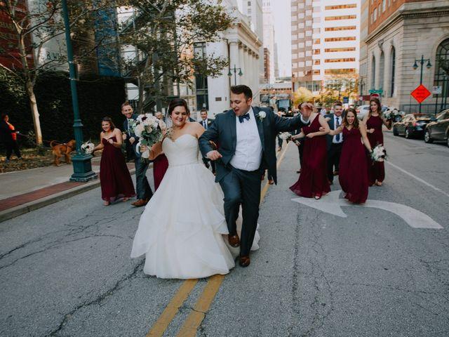 Alex and Kara's Wedding in Kansas City, Missouri 35