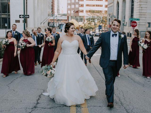 Alex and Kara's Wedding in Kansas City, Missouri 36