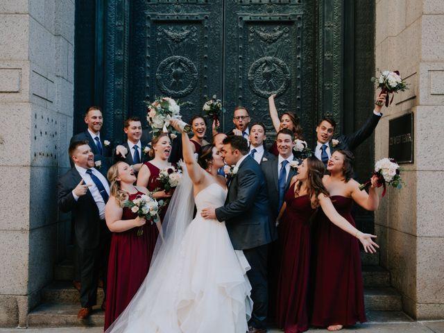 Alex and Kara's Wedding in Kansas City, Missouri 2