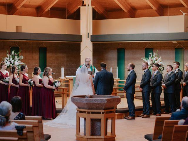 Alex and Kara's Wedding in Kansas City, Missouri 40
