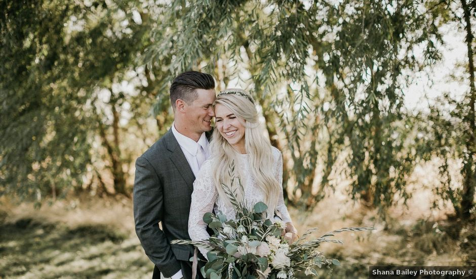 Rheana and Carter's Wedding in Echo, Oregon