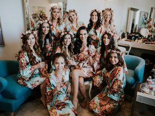 The wedding of Jessica DeLeo and Adam DeLeo 1
