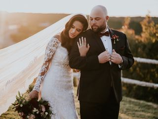 The wedding of Jessica DeLeo and Adam DeLeo