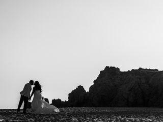 The wedding of Aysha and Maurice 1