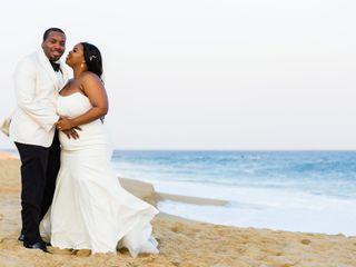 The wedding of Aysha and Maurice 2