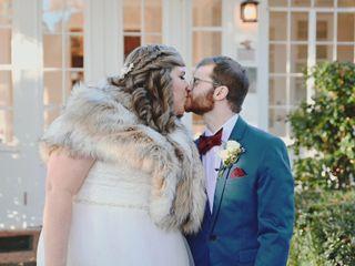 The wedding of Fallon and Cameron