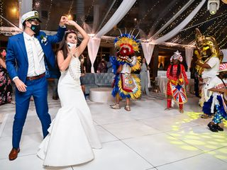 The wedding of STEPHANIE and TOM 3