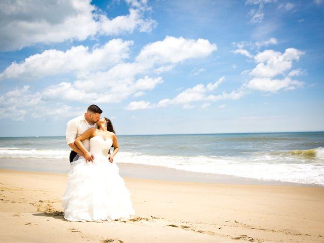 The wedding of Stephanie and Jeremy