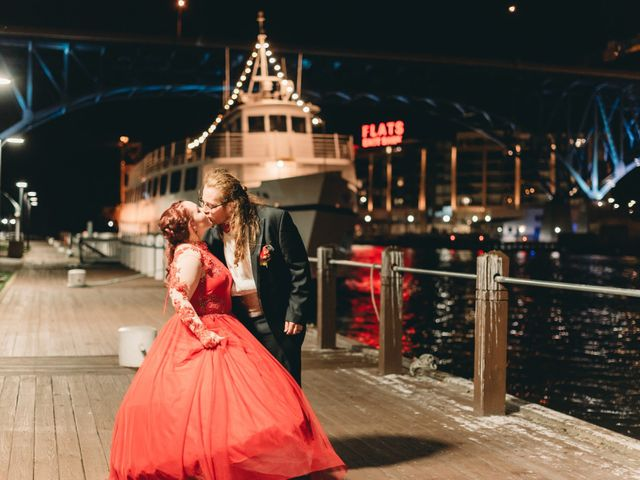 Nicole and Tyler's Wedding in Cleveland, Ohio 2
