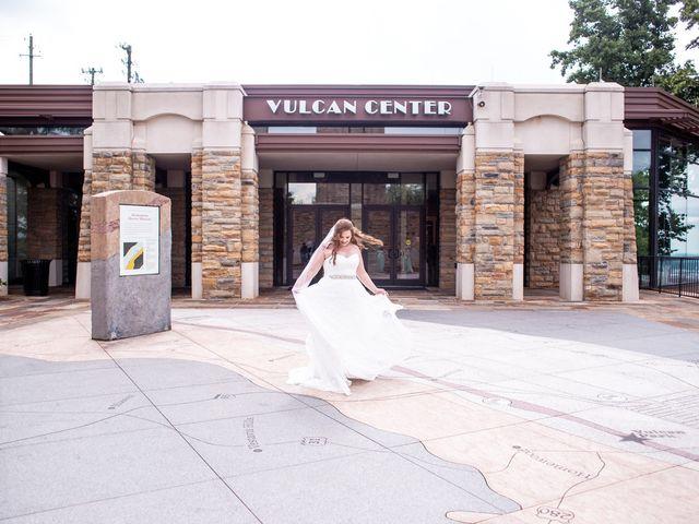 Beth and Josh's Wedding in Birmingham, Alabama 8