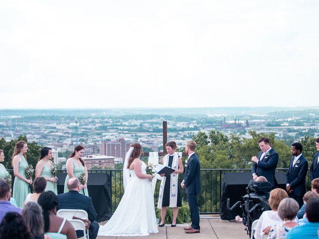 Beth and Josh's Wedding in Birmingham, Alabama 12