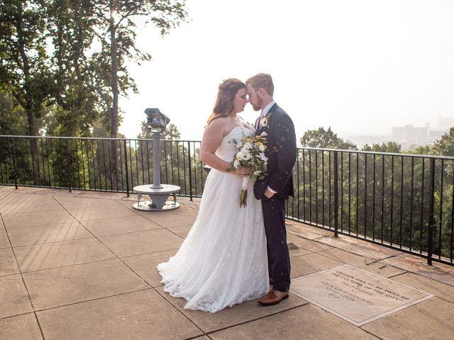 Beth and Josh's Wedding in Birmingham, Alabama 15