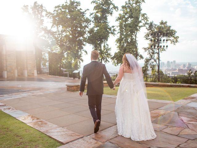 Beth and Josh's Wedding in Birmingham, Alabama 17