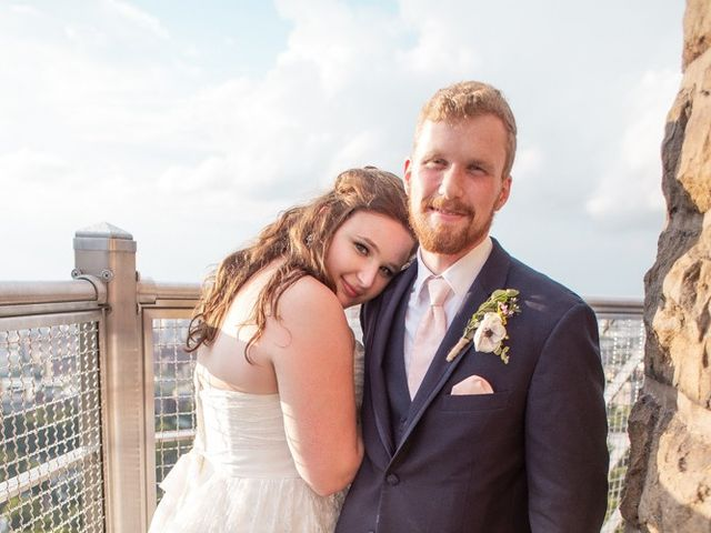 Beth and Josh's Wedding in Birmingham, Alabama 18