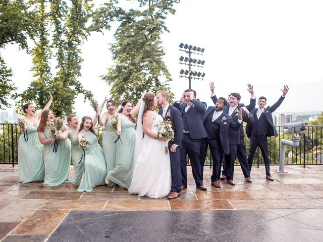 Beth and Josh's Wedding in Birmingham, Alabama 1